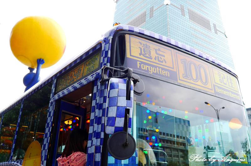 廖西瓜@台北信義區幾米月亮公車11