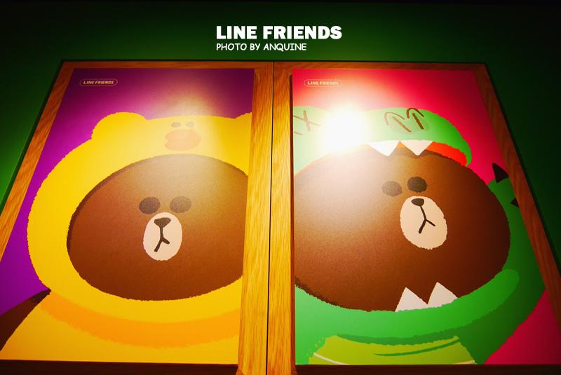 廖西瓜@微風松高LINE FRIENDS STORE 6