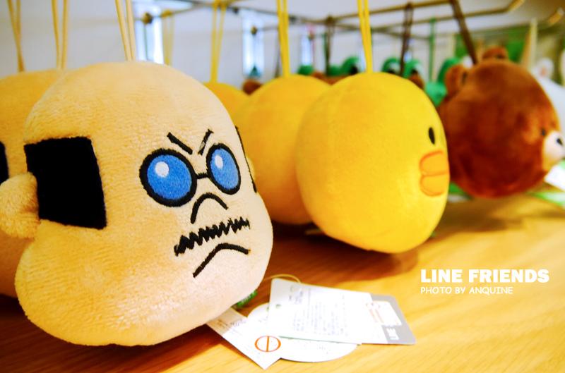 廖西瓜@微風松高LINE FRIENDS STORE 11