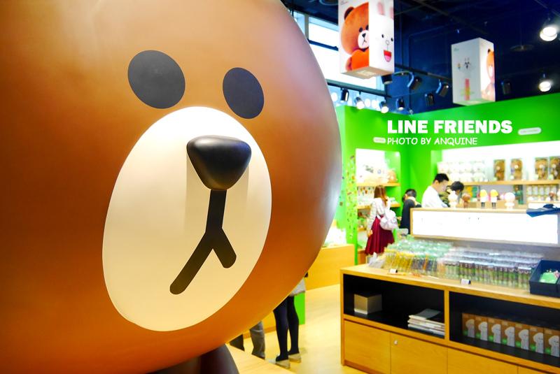 廖西瓜@微風松高LINE FRIENDS STORE 2