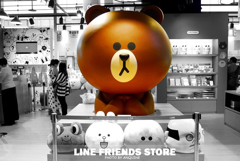 廖西瓜@微風松高LINE FRIENDS STORE 封面
