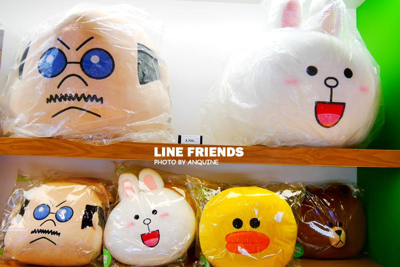 廖西瓜@微風松高LINE FRIENDS STORE 9
