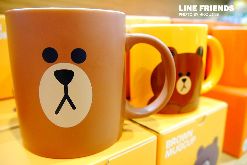 廖西瓜@微風松高LINE FRIENDS STORE 16
