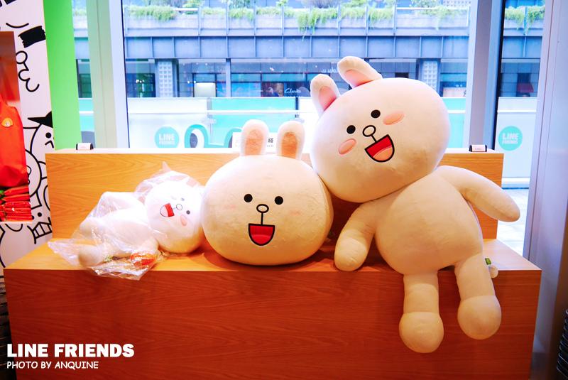 廖西瓜@微風松高LINE FRIENDS STORE 12