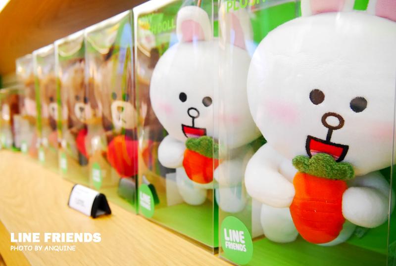 廖西瓜@微風松高LINE FRIENDS STORE 10