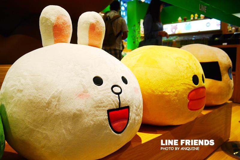 廖西瓜@微風松高LINE FRIENDS STORE 27