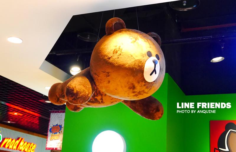 廖西瓜@微風松高LINE FRIENDS STORE 41