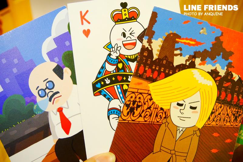 廖西瓜@微風松高LINE FRIENDS STORE 21