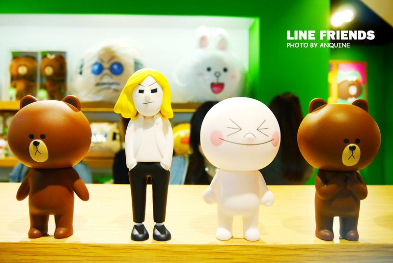 廖西瓜@微風松高LINE FRIENDS STORE 29