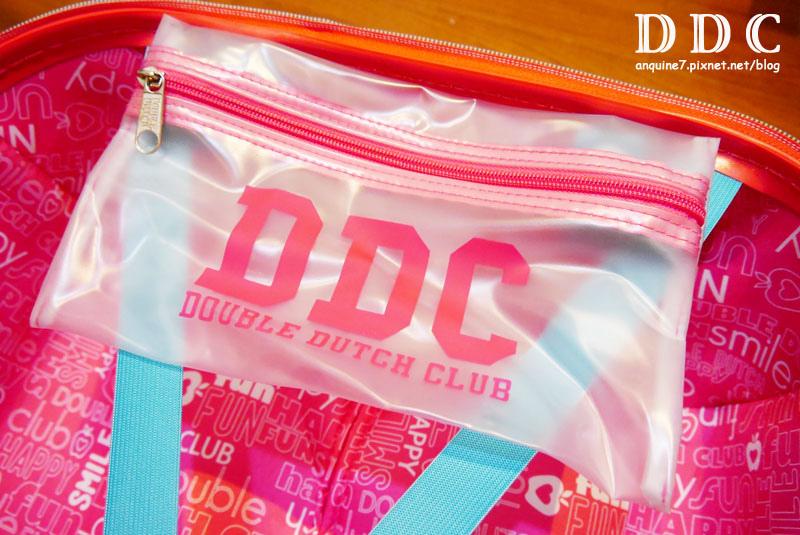 廖西瓜@double dutch club DDC行李箱16