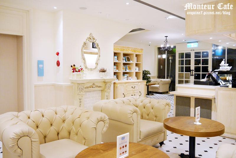 廖西瓜@台北中山夢甜屋monteur cafe17