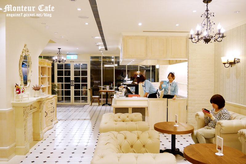 廖西瓜@台北中山夢甜屋monteur cafe8