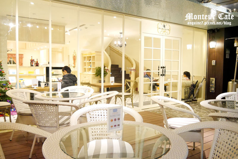 廖西瓜@台北中山夢甜屋monteur cafe48