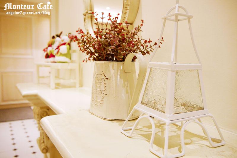 廖西瓜@台北中山夢甜屋monteur cafe45