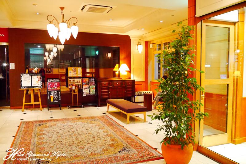 廖西瓜@日本京奈自由行Hotel Gimmond Kyoto京門飯店12