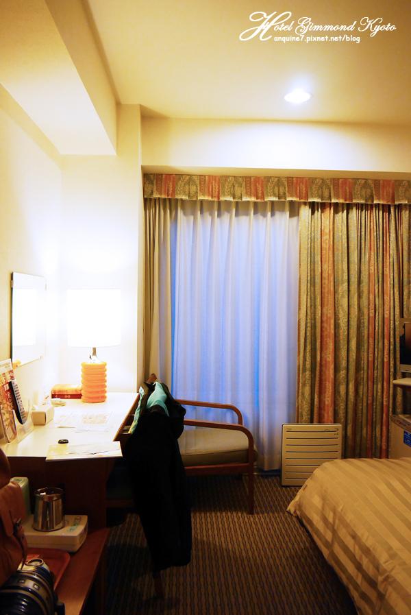 廖西瓜@日本京奈自由行Hotel Gimmond Kyoto京門飯店17