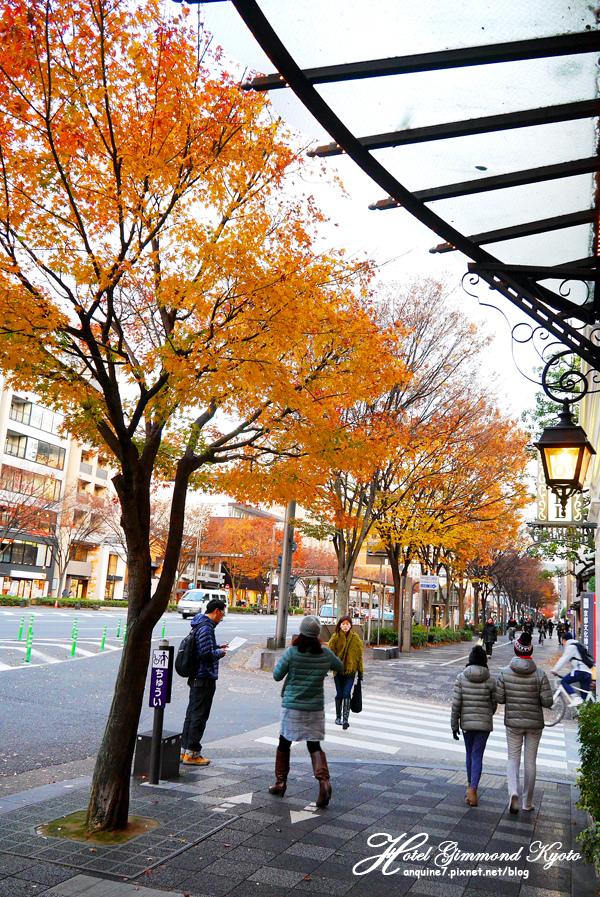 廖西瓜@日本京奈自由行Hotel Gimmond Kyoto京門飯店7
