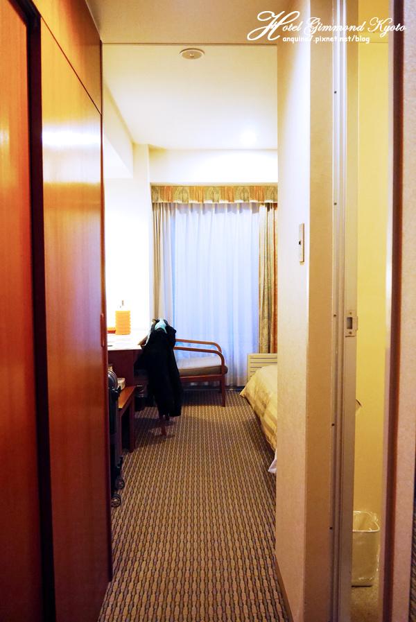 廖西瓜@日本京奈自由行Hotel Gimmond Kyoto京門飯店15