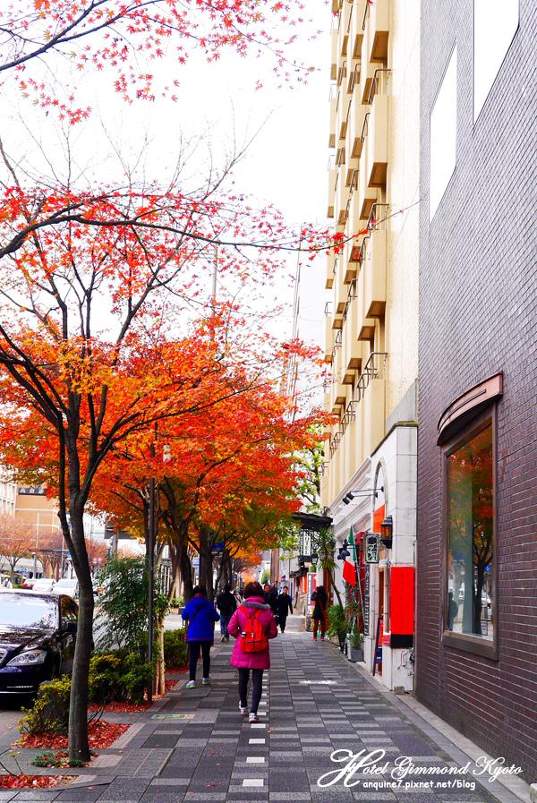 廖西瓜@日本京奈自由行Hotel Gimmond Kyoto京門飯店4