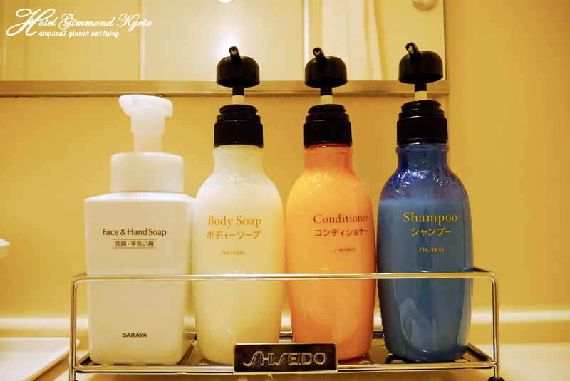廖西瓜@日本京奈自由行Hotel Gimmond Kyoto京門飯店21