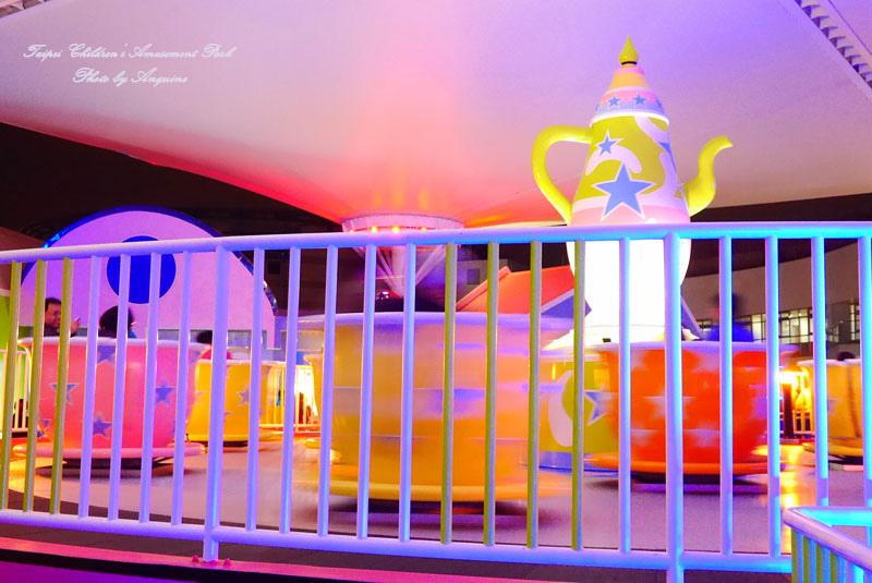 廖西瓜@台北市立兒童新樂園夜景24