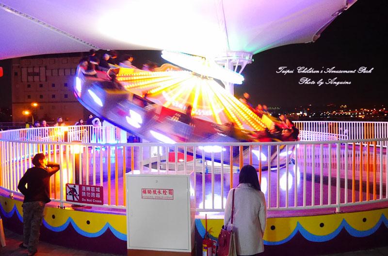 廖西瓜@台北市立兒童新樂園夜景21