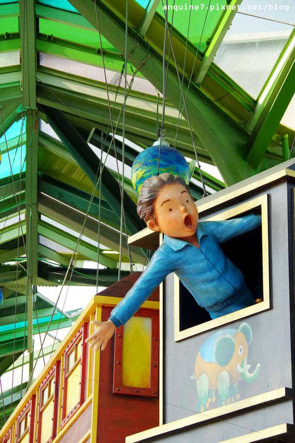 廖西瓜@宜蘭火車站、丟丟噹公園飛天火車、幾米主題廣場5