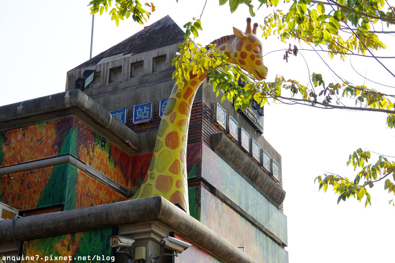 廖西瓜@宜蘭火車站、丟丟噹公園飛天火車、幾米主題廣場13
