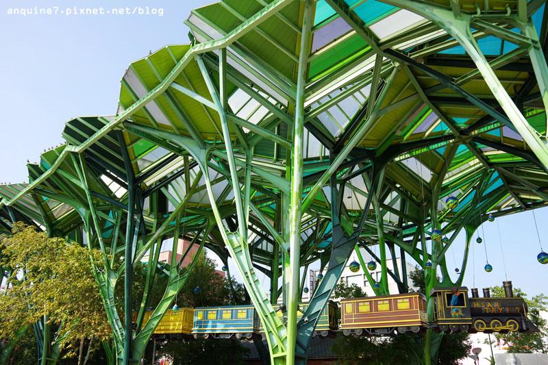 廖西瓜@宜蘭火車站、丟丟噹公園飛天火車、幾米主題廣場3