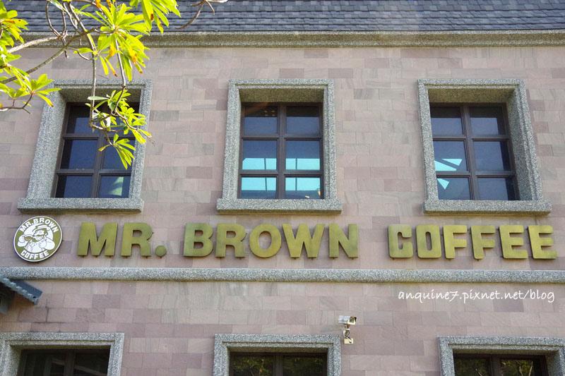 廖西瓜@宜蘭頭城金車城堡咖啡館(伯朗咖啡)4