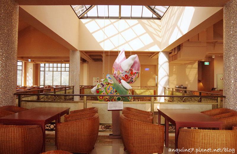 廖西瓜@宜蘭頭城金車城堡咖啡館(伯朗咖啡)34