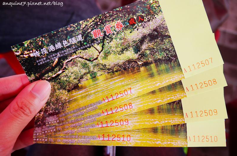 廖西瓜@台南安南區四草紅樹林綠色隧道台版亞馬遜1