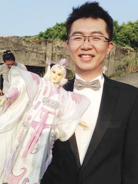 廖西瓜@愛情萬歲婚禮札記之婚紗拍攝側拍34-1