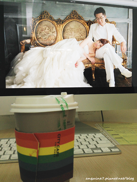 廖西瓜@大貓西瓜♠WEDDING]婚禮婚紗攝影喜帖札記之婚紗公司愛情萬歲8.JPG