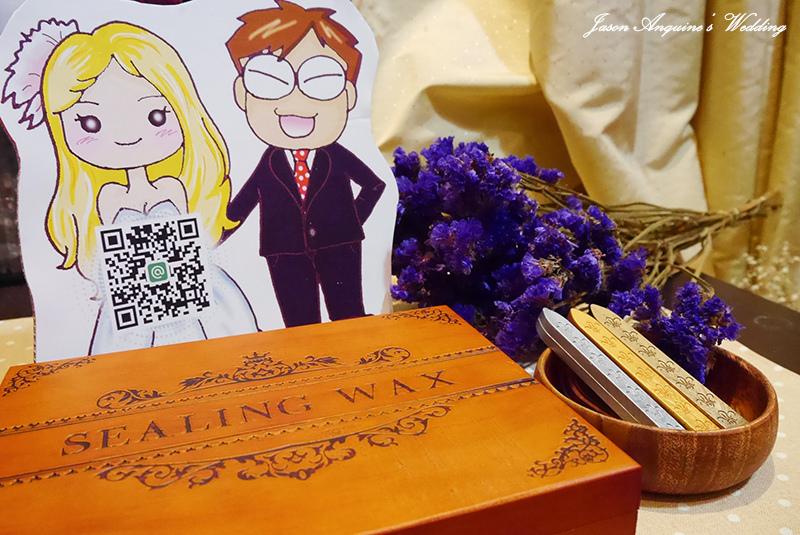 廖西瓜@大貓西瓜WEDDING婚禮紀錄之封蠟章5.JPG