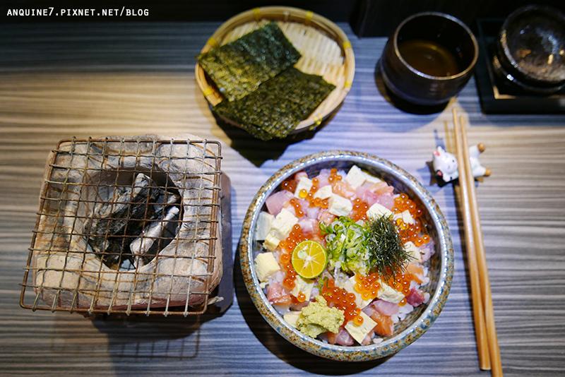 廖西瓜@台北中山區肥貓漁夫海鮮丼8.JPG
