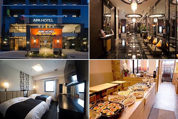 APA飯店 - 難波站東 (APA Hotel Namba-Eki Higashi).jpg