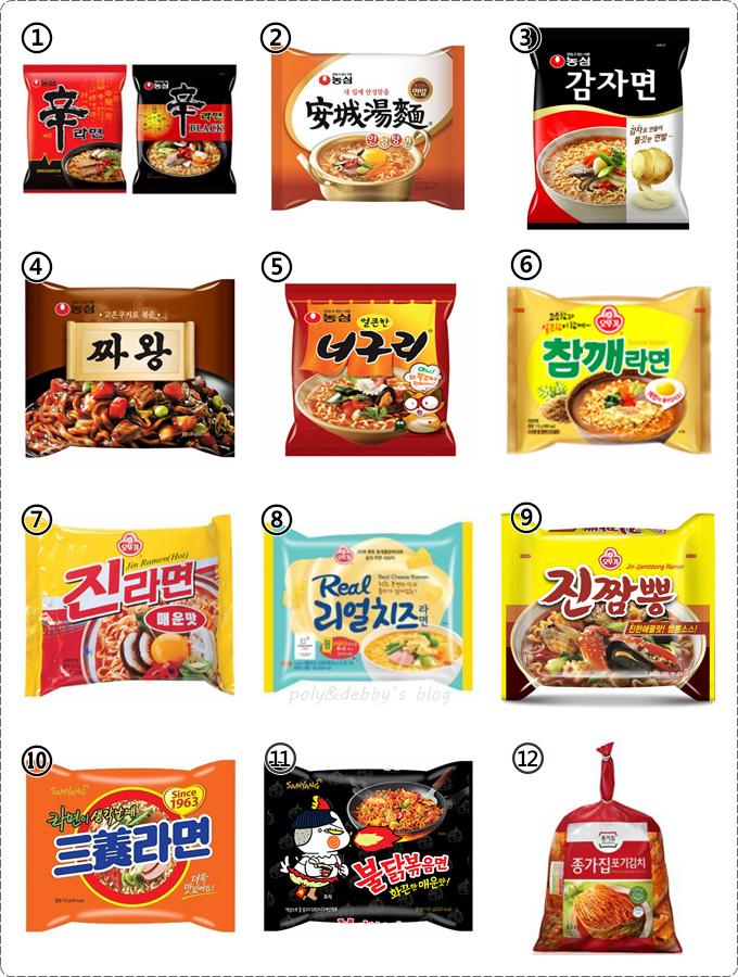 韓國泡麵推薦
