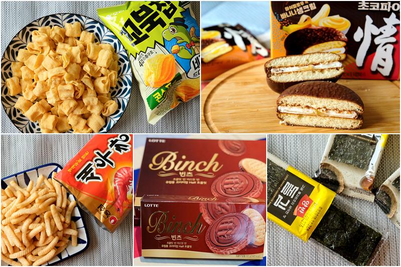 韓國必買餅乾