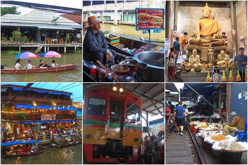 泰國市場景點