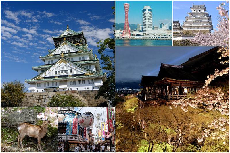 日本關西景點組圖