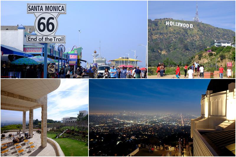 開始洛杉磯旅遊