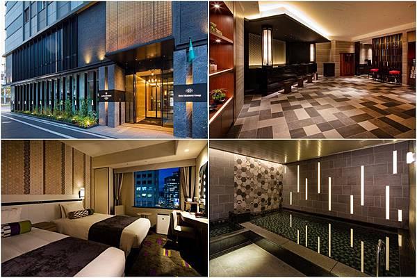 大阪盧費爾蒙特利酒店 (Hotel Monterey Le Frere Osaka)