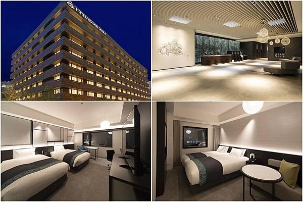 格蘭比亞大阪維斯奇歐飯店 (HOTEL VISCHIO OSAKA by GRANVIA)