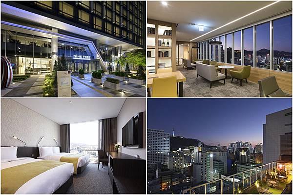 九樹高級旅館 - 明洞2 (Nine Tree Premier Hotel Myeong dong 2)
