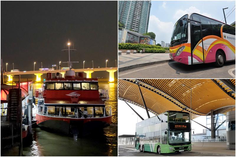 香港澳門交通