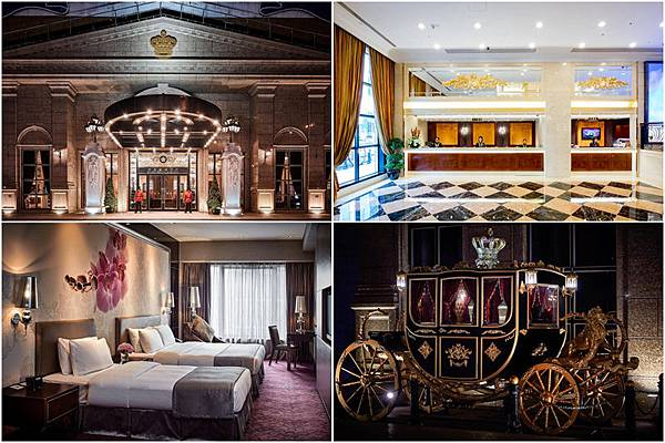 英皇娛樂酒店 (Grand Emperor Hotel)