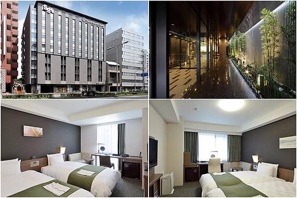 京都四條烏丸大和ROYNET飯店 (Daiwa Roynet Hotel Kyoto-Shijokarasuma)