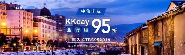 KKday信用卡優惠1