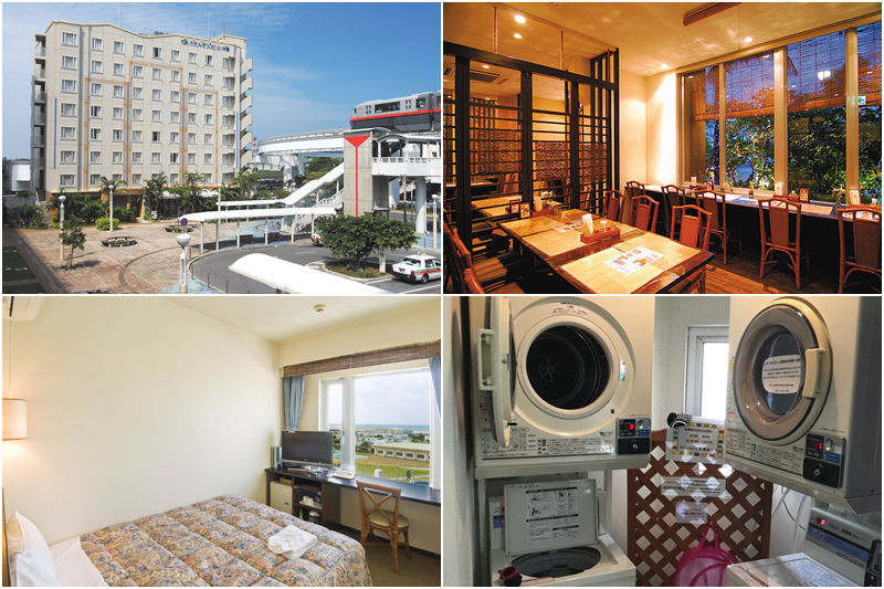 沖繩豪景飯店
